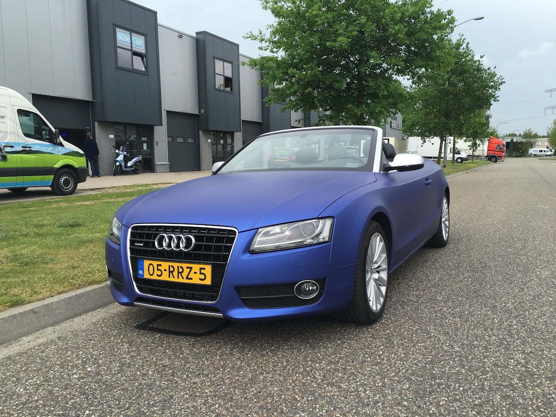 Carwrapping Eindhoven