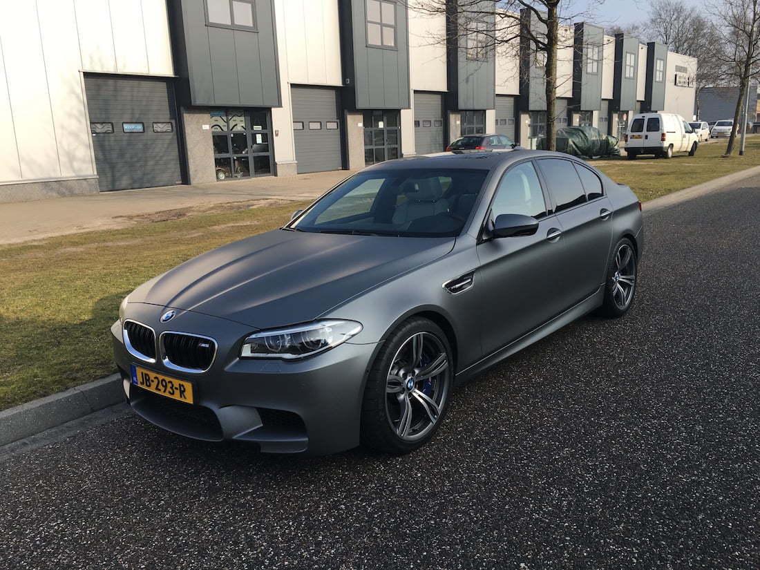 Auto wrappen Eindhoven